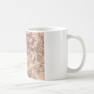 爆発 コーヒーマグカップ