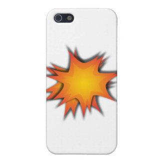 爆発 iPhone 5 ケース