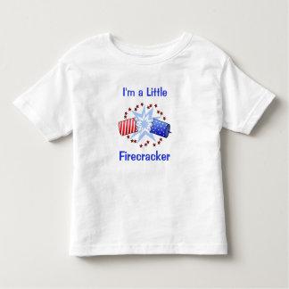 爆竹のTシャツ トドラーTシャツ
