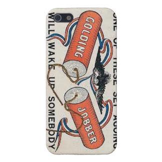 爆竹 iPhone 5 カバー
