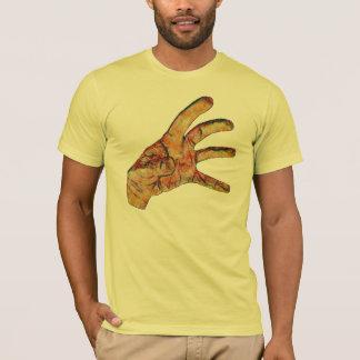 爪 Tシャツ
