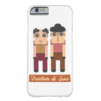 父および息子 BARELY THERE iPhone 6 ケース
