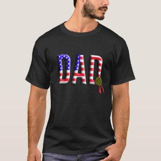 父の休日の現在 Tシャツ