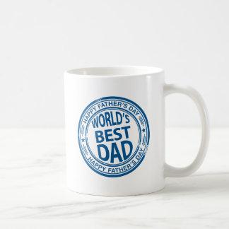 父の日のゴム印の効果 コーヒーマグカップ