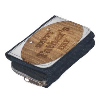 父の日のデニムの財布