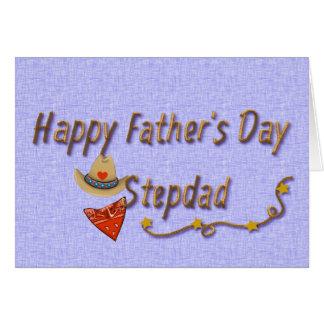 父の日のStepdadカード カード