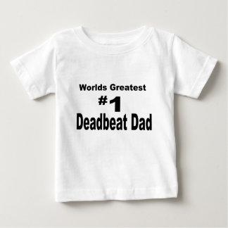 父の日疲れきった日特派員 ベビーTシャツ