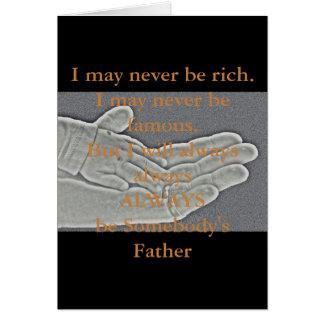 父の日 カード