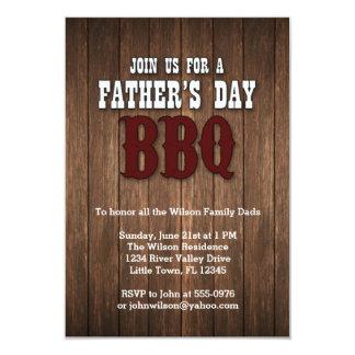 父の日BBQ カード