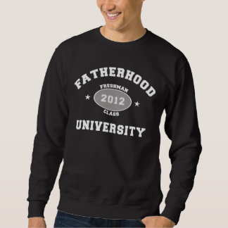 父権の2012年の新入生 スウェットシャツ