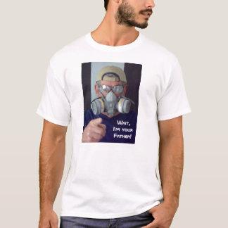 父、パパ Tシャツ