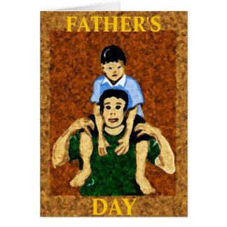 父、日 カード