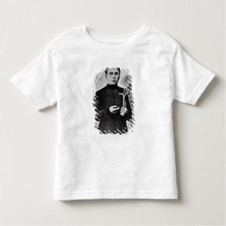 父Damien トドラーTシャツ