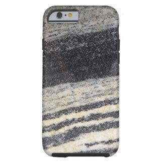 片麻岩の(石造りの) iPhoneの場合 ケース