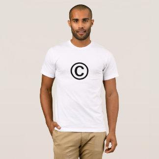 版権の記号 Tシャツ