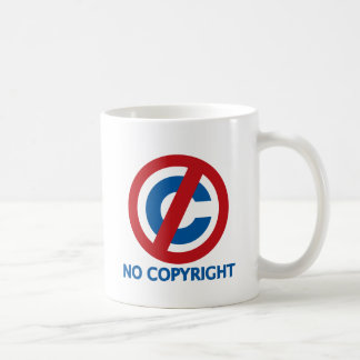 版権無し コーヒーマグカップ