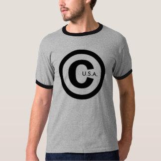 版権米国 Tシャツ