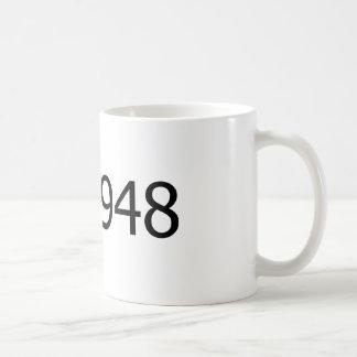 版権1948年 コーヒーマグカップ