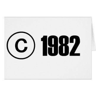 版権1982年 カード