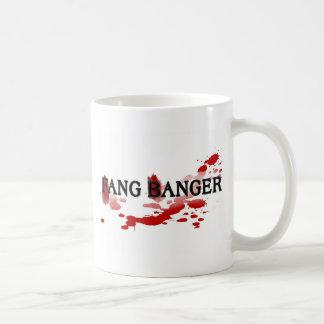 牙の爆竹 コーヒーマグカップ