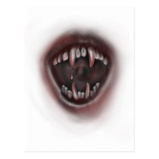 牙 はがき