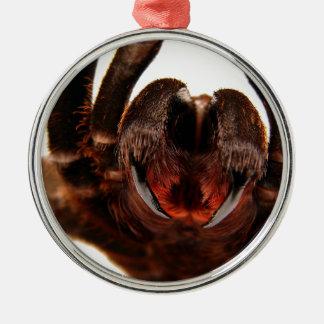牙-タランチュラの芸術のイメージ2 メタルオーナメント