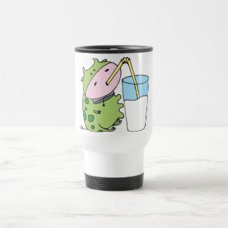 牛およびミルク トラベルマグ