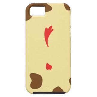 牛および鶏 iPhone SE/5/5s ケース
