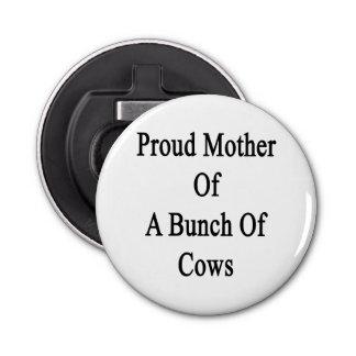 牛の束の誇り高い母 栓抜き