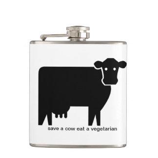 牛を救って下さい フラスク