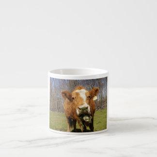 牛エスプレッソのマグ エスプレッソカップ