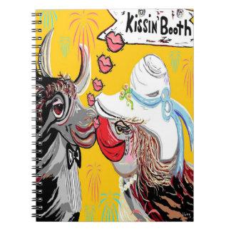 牛キス ノートブック