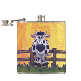牛ギフト及び付属品 フラスク