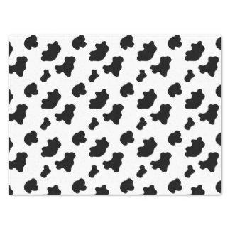 牛パターン 薄葉紙
