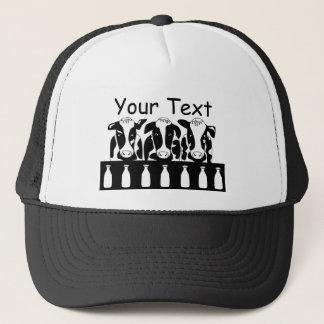 牛ビジネス帽子 キャップ