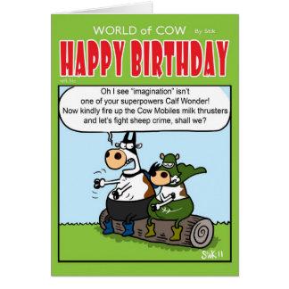 牛可動装置 カード