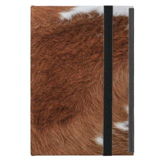 牛毛皮のPowisのiCaseのiPad Miniケース iPad Mini ケース