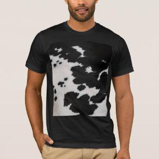 牛毛皮 Tシャツ
