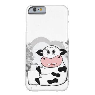 牛牛乳 iPhone 6 ベアリーゼアケース