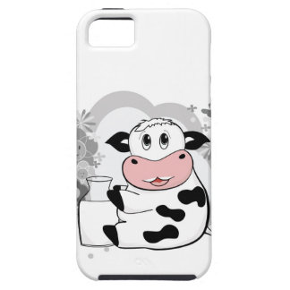 牛牛乳 iPhone SE/5/5s ケース