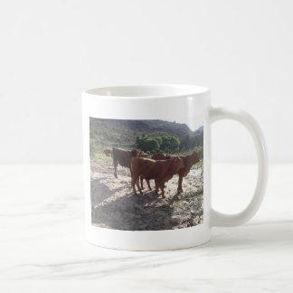 牛1 コーヒーマグカップ