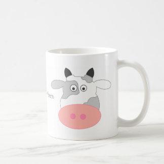 牛 コーヒーマグカップ