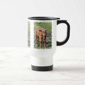 牛 トラベルマグ