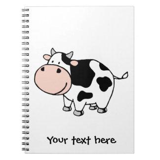 牛 ノートブック
