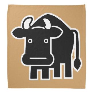 牛 ハンカチーフ