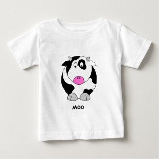 牛 ベビーTシャツ