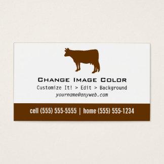 牛-個人事業カード 名刺