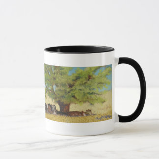 牛、牛 マグカップ
