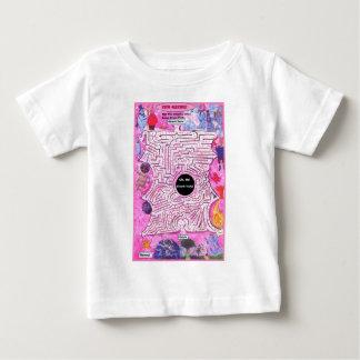 牛Mazing、プルート! ベビーTシャツ