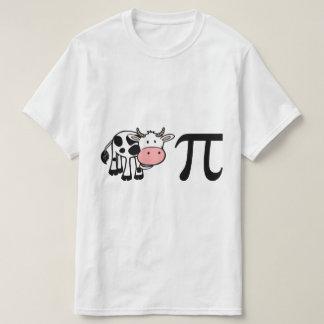 牛Pi Tシャツ